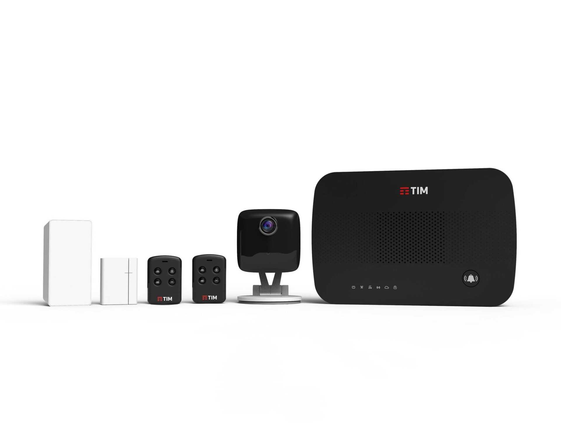 """TIM entra nel mondo della Smart Home con IoTIM, la nuova """"superapp"""" per connettere gli oggetti intelligenti"""
