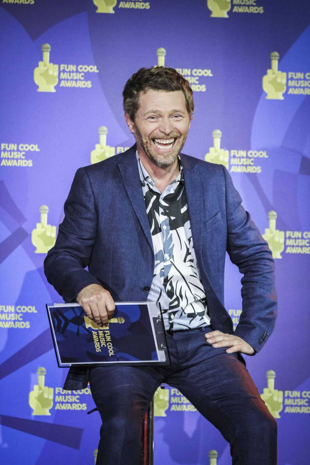 Zelig TV: Marco Maccarini conduce Fun Cool Music Awards