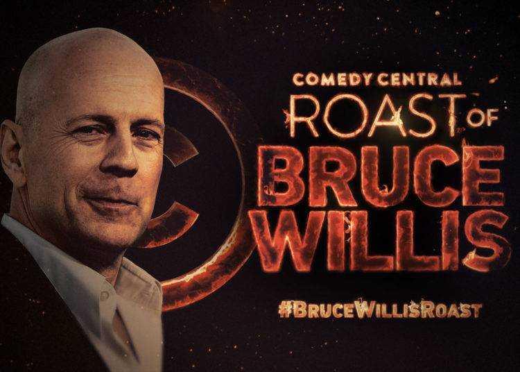"""Su Comedy Central il 30 luglio """"The Roast of Bruce Willis"""""""