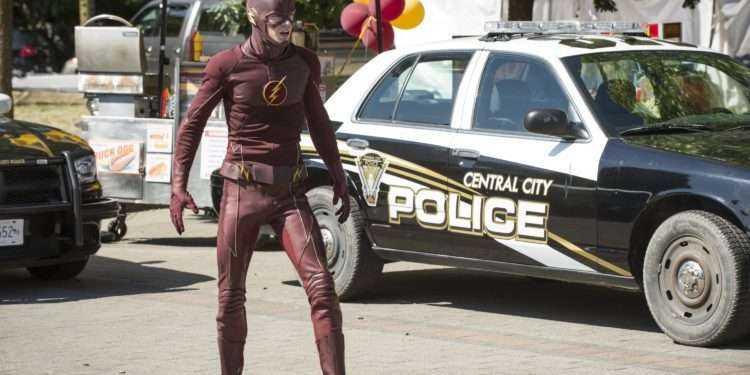"""La seconda stagione di """"The Flash"""" arriva su Boing"""