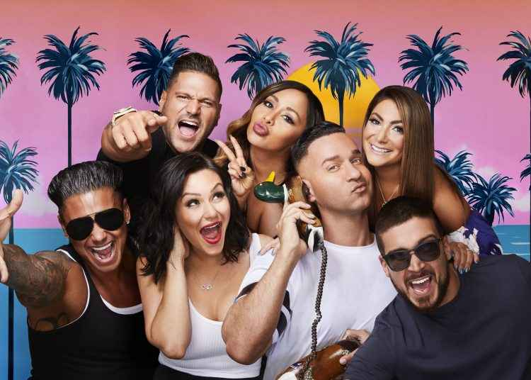 "Su MTV al via la stagione 2 di ""Jersey Shore Family Vacation"""