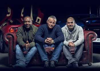 """Per la prima volta sul digitale terrestre Free: """"Top Gear"""""""