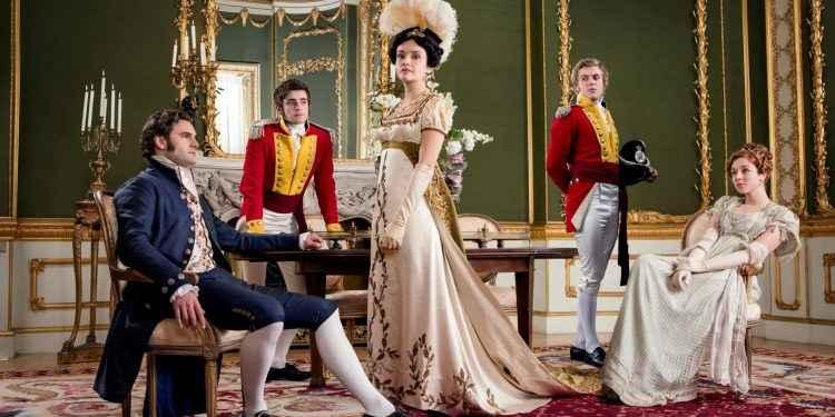 Vanity Fair, il costume dramma dell'anno su laF