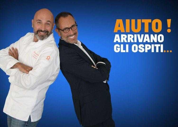 """Al via su La5 la seconda edizione di """"Aiuto! Arrivano gli ospiti…"""" con Andrea Castrignano e Andrea Ribaldone"""