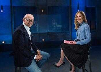 """Valentina Petrini conduce """"Fake - La fabbrica delle notizie"""" sul Nove"""