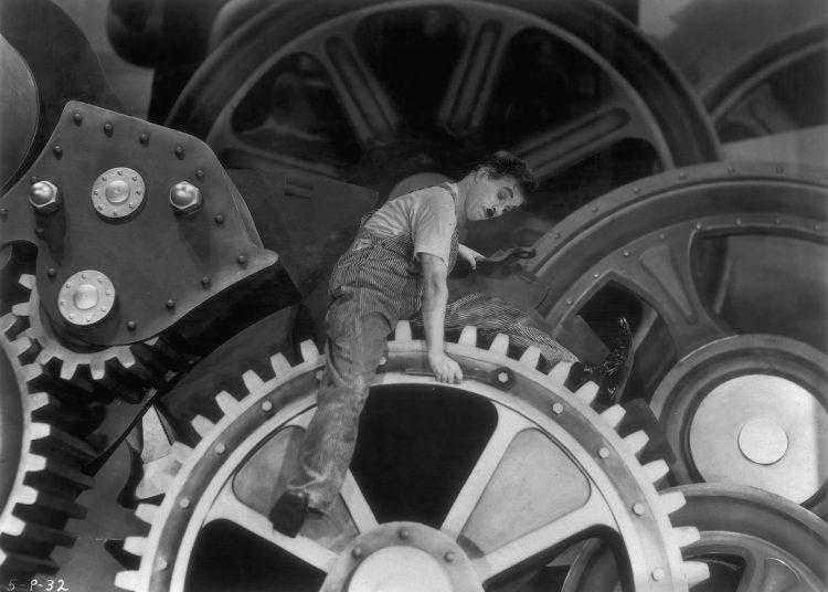 Su Sky Arte Serata Chaplin con Il Grande Dittatore e Tempi Moderni restaurati dalla Cineteca di Bologna