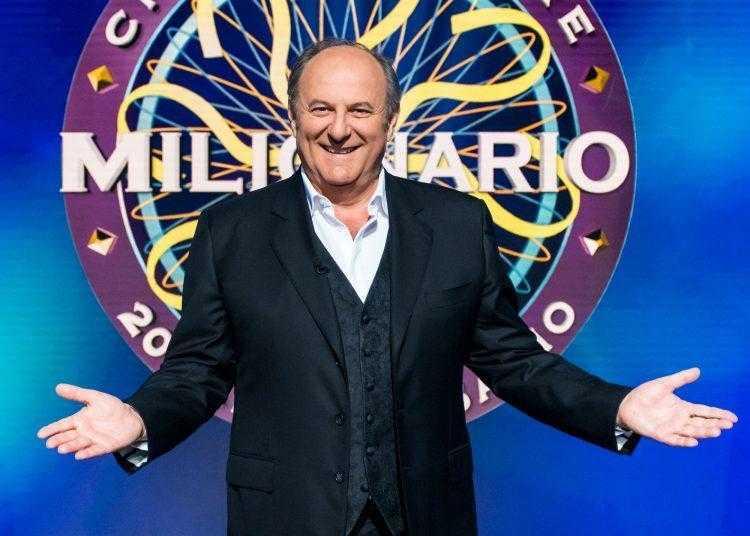 """Gerry Scotti torna con quattro nuovi appuntamenti di """"Chi vuol essere milionario?"""""""