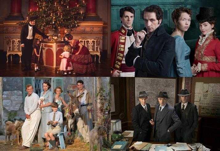 laF: un Natale con i grandi classici in tv - Maigret, Victoria, I misteri di Pemberley, i Durrell, Vanity Fair, Orgoglio e Pregiudizio, Ragione e Sentimento