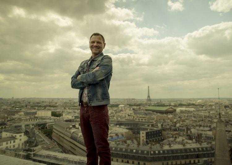 """Su laF """"Il cuoco vagabondo in città"""" - Fred Chesneau sbarca a Parigi"""