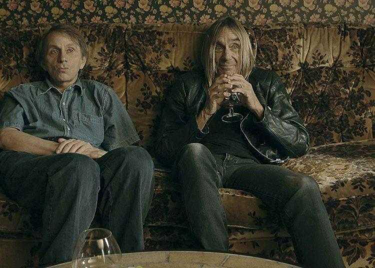 """Su laF per Dicembre Doc: Iggy Pop e Michel Houellebecq in """"Restare vivi - Un metodo"""""""
