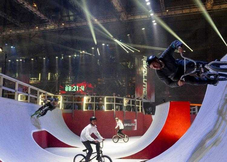 """Su Blaze arriva """"Urban games: fuori di pista"""" per tutti i fan dello skating, rollerblade e BMX"""