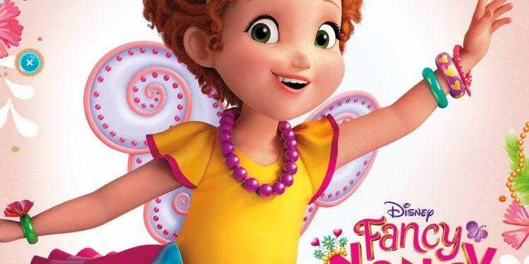 """Su Disney Junior arriva la serie animata """"Fancy Nancy Clancy"""""""