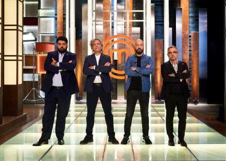 """Su Sky Uno torna """"Masterchef Italia"""" con Bruno Barbieri,Joe BastianicheAntoninoCannavacciuoloe Giorgio Locatelli"""