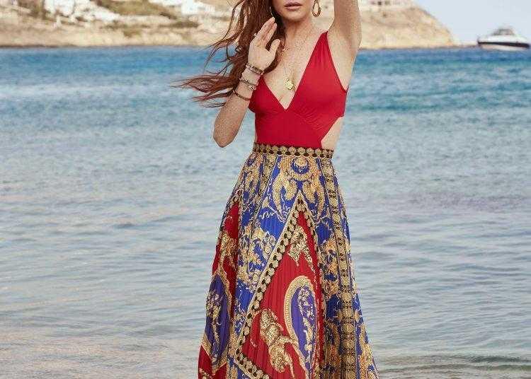 """In contemporanea su tutte le MTV del mondo il primo episodio di """"Lindsay Lohan's Beach Club"""""""