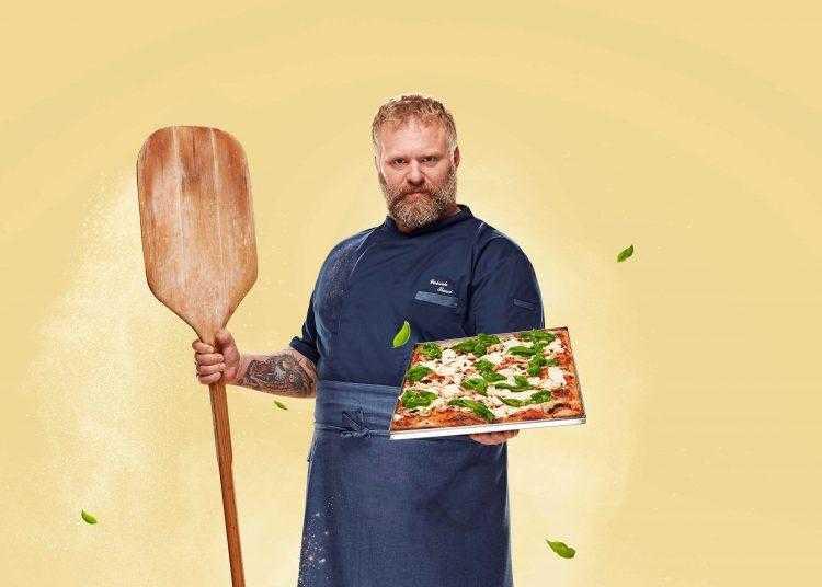 """Sul Nove arriva Gabriele Bonci con """"Pizza hero - La sfida dei forni"""""""