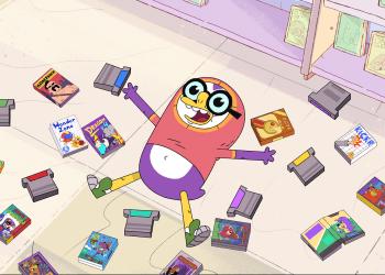 "Su Cartoon Network arriva in prima tv ""Apple & Onion"""