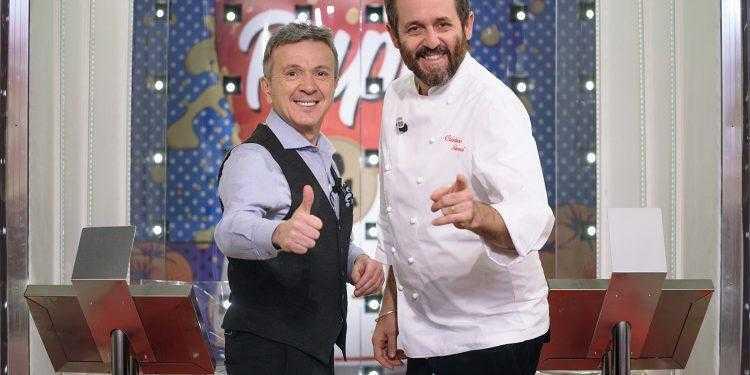 """Pupo torna in tv con Chef Tomei con il cooking show """"Pupi & fornelli"""""""