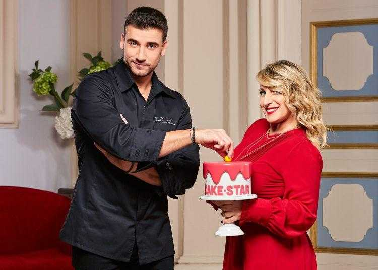 """Su Real Time torna """"Cake star: pasticcerie in sfida"""" con Katia Follesa e Damiano Carrara"""