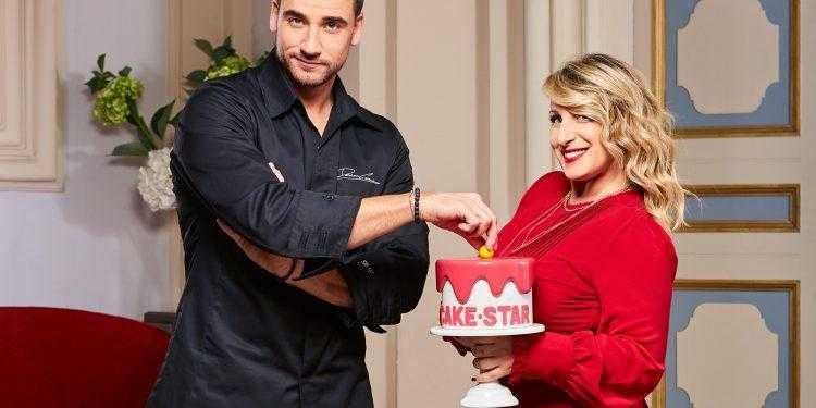 """Su Real Time torna """"Cake Star: pasticcerie in sfida"""" con Katia FollesaeDamiano Carrara"""