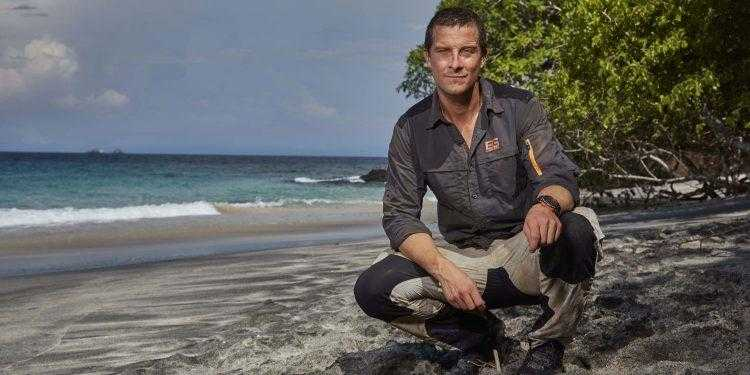 "La vera isola è su Alpha! Al via ""The Island con Bear Grylls"""