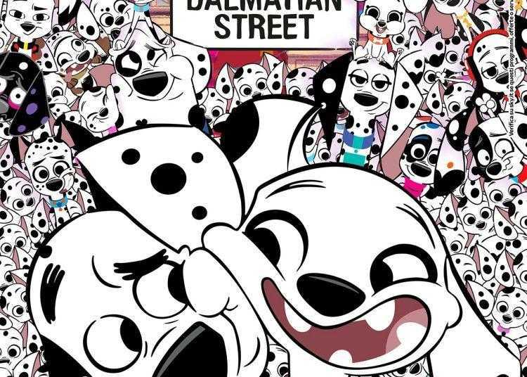 """Su Disney Channel arriva """"101 Dalmatian Street"""" con la sigla di Cristina D'Avena"""