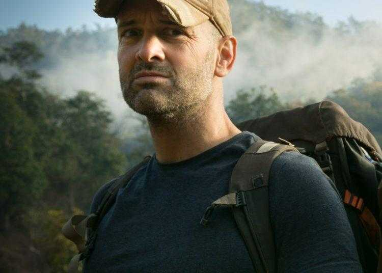 Ed Stafford and EJ Snyder in Thailand.