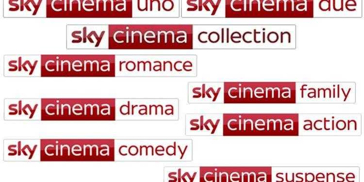 Sky Cinema si rinnova: dall'8 marzo nuovi canali e nuova organizzazione