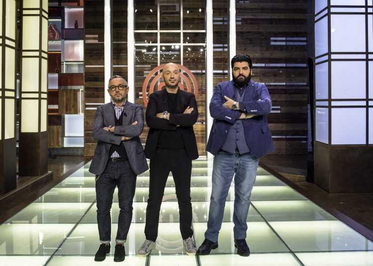 Su TV8 arriva in prima tv in chiaro Celebrity MasterChef