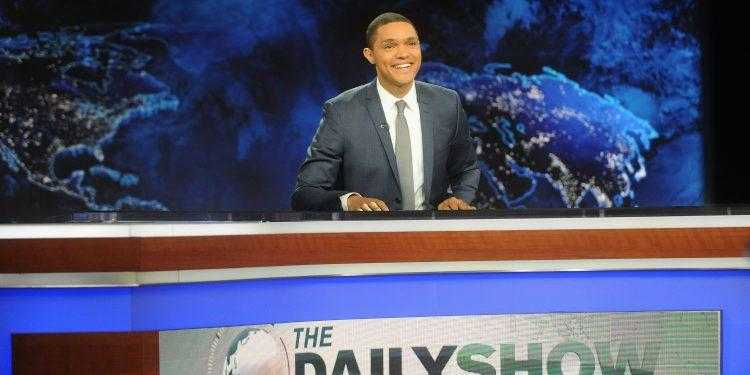 "Comedy Central presenta in prima tv assoluta ""Stand up Comedy"" e ""The daily show with Trevor Noah"""