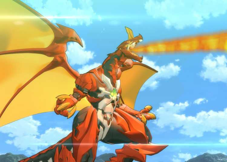 "Arriva su Cartoon Network ""Bakugan Battle Planet"""