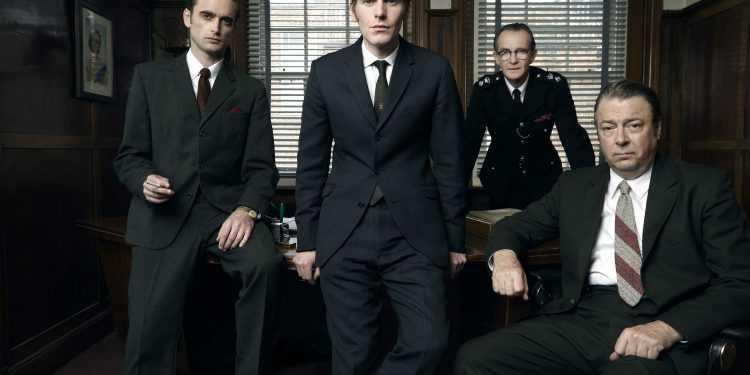 """Paramount Network presenta """"Il giovane ispettore Morse"""""""