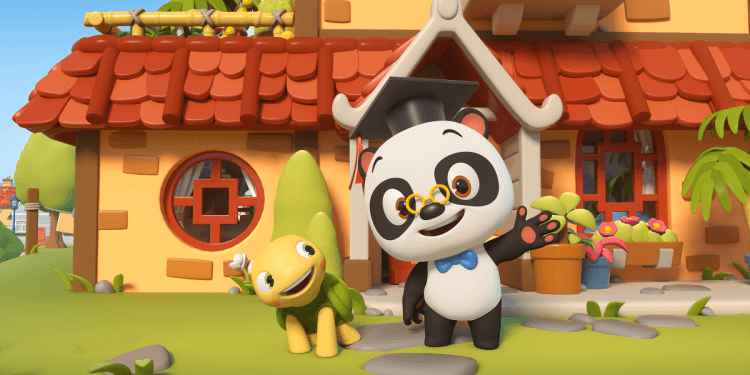 Dr. Panda approda su Cartoonito in prima tv