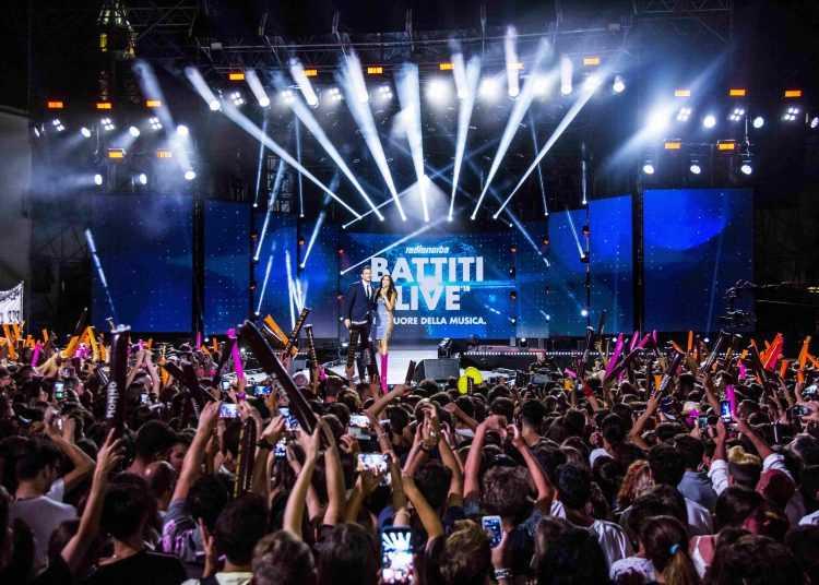 RadioNorba Battiti Live 2019, dal 10 Luglio arriva su Itlaia1