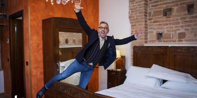 Torna Bruno Barbieri 4 Hotel su Sky Uno