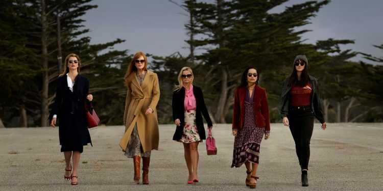 Big Little Lies, la stagione 2 della miniserie HBO con Nicole Kidman e Reese Witherspoon su Sky Atlantic