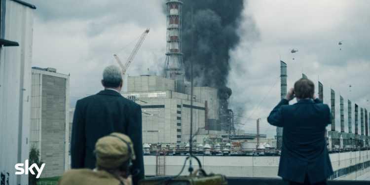 Chernobyl: al via su Sky la miniserie sul disastro del 1986