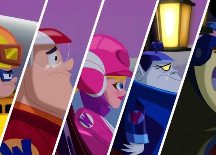 Wacky Races approda su Cartoonito in prima tv free