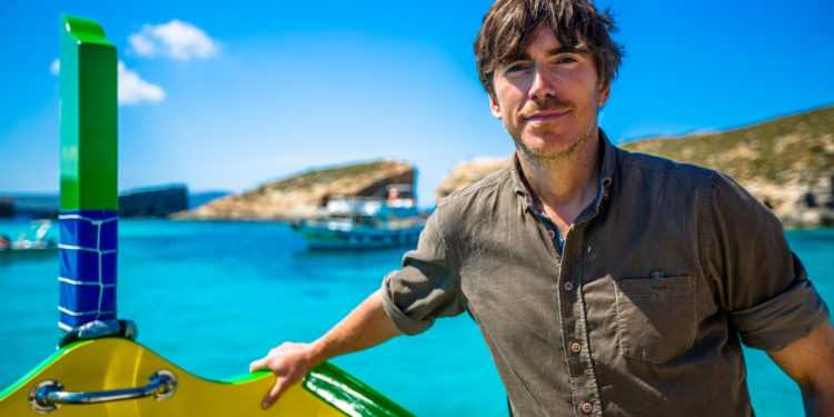 """Su laF arriva """"I viaggi di Simon Reeve"""" alla scoperta del Mediterraneo da difendere"""