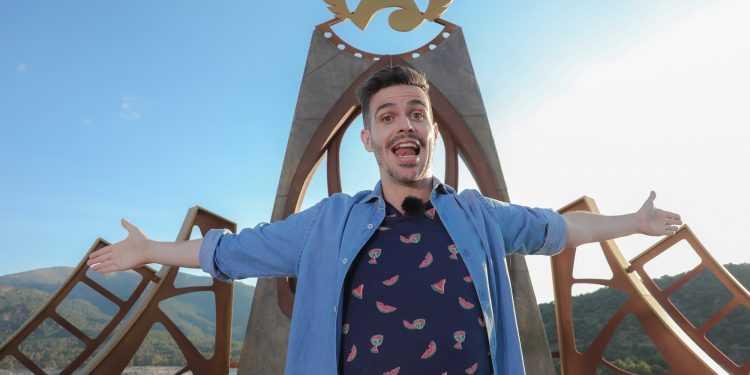 L'isola degli eroi: il game show condotto da Lorenzo Baglioni torna su Boing