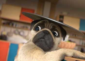 "Boomerang presenta ""PAF il cane"""