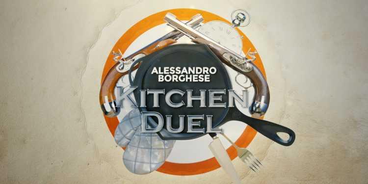Alessandro Borghese Kitchen Duel: su Sky Uno il nuovo cooking show con lo chef Alessandro Borghese