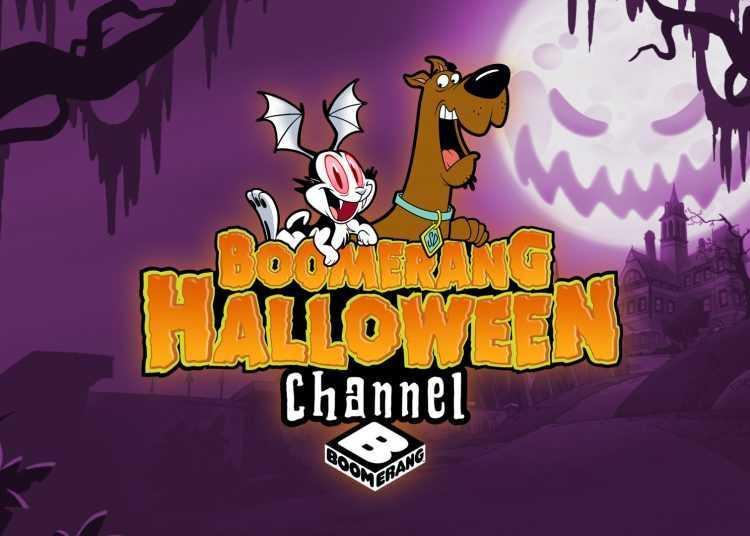 Su Sky arriva il Boomerang Halloween Channel