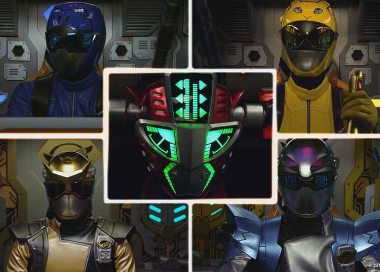 Power Rangers Beast Morphers arriva in prima tv assoluta su Boing