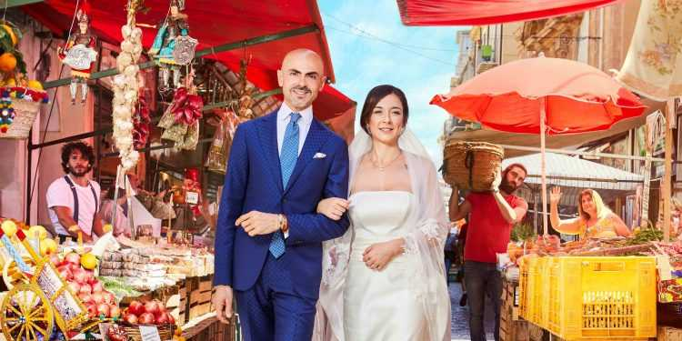 """Su Real Time arriva """"Abito da sposa cercasi Palermo"""" con Enzo Miccio"""
