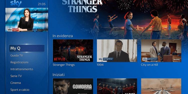 Accordo Sky - Netflix: i prezzi dell'abbonamento Intrattenimento plus