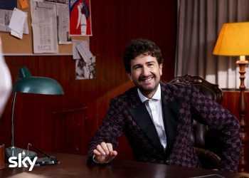 Comedy Central presenta: lunedi lo spettacolo inedito di Gene Gnocchi in prima tv