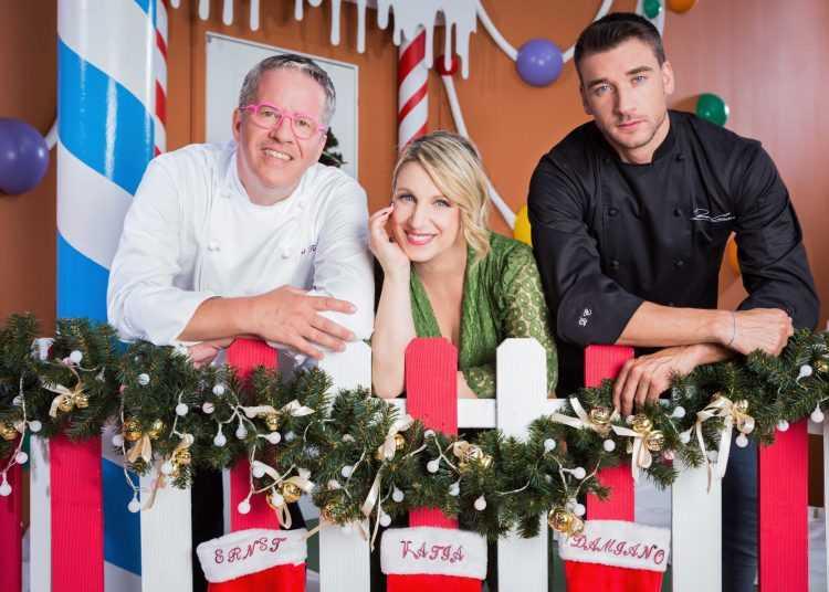 "Katia Follesa presenta ""Junior Bake Off Italia"" su Real Time"