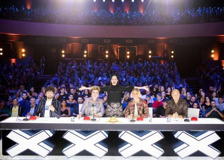 Al via su TV8 Italia's got talent