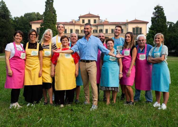 "Flavio Montrucchio presenta ""Bake Off Italia - All Stars Battle"" su Real Time"
