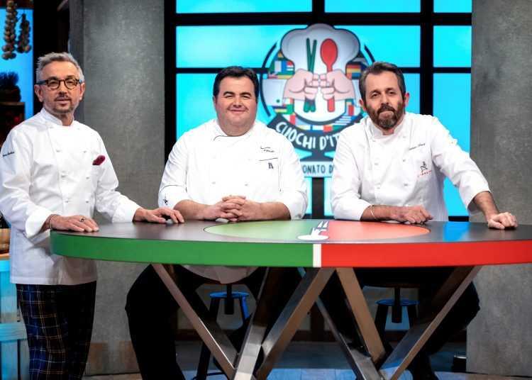 """Bruno Barbieri conduce la nuova edizione di """"Cuochi d'Italia"""" su TV8"""